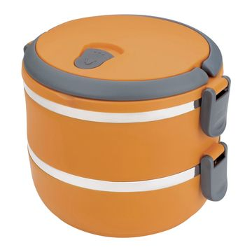 Marmita-Lunch-Box-14-Laranja-Euro-Home-