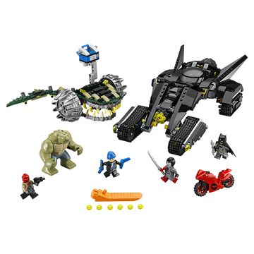 Lego-Batman-Crocodilo-Combate-Nos-Esgotos-759-Pcs