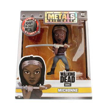 Boneco-The-Walking-Dead-Metals-Michonne-Dtc